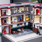 GHOSTBUSTER BUILDING TOY 75827 Firehouse Headquarters LEPIN 4705 pcs Block Set