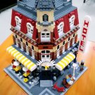 CAFE Modular CORNER Building CITY BUILDER BRICK TOY CREATOR 2133 pcs Set with Box