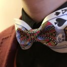 BOW TIE Playing Card KING SPADES Cool Design Nice Gift Good for Causal Party Use