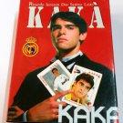 Kaká Ricardo Izecson dos Santos Leite Brazilian footballer 54Design PLAYING CARD