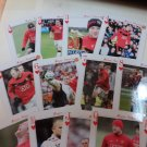 WAYNE ROONEY FOOTBALL Player MANCHESTER UNITED Album 54 Design PLAYING CARD SET