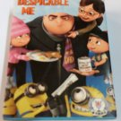 MINION Cartoon DESPICABLE ME 54 Different Images Album Collectible PLAYING CARD