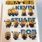 MINION Kelvin Stuart Bob Disney Cartoon Collectible Playing Card Set 54 Images