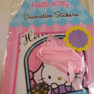 HELLO KITTY Cute 12 Design Paper Card Letter Banner Decoration Sticker DIY Set