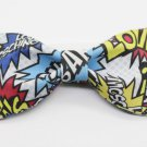 BOW TIE Love Explosion Colorful Fashionable Luxury Gift Wedding Party Casual use