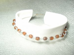 Brown Twist Bracelet