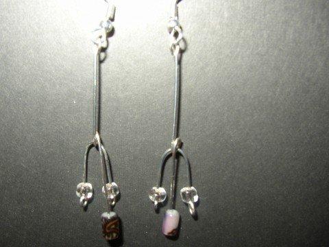 Dangle Design Earring