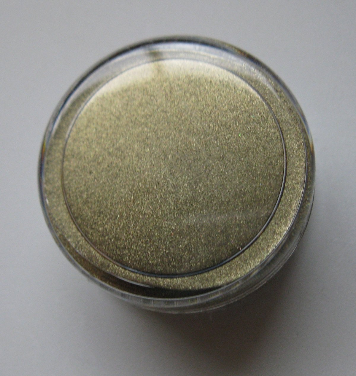 Minerals Eye Shadow 5 Gram Shade: OLIVE