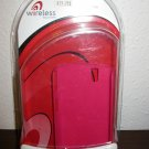 Blackberry Hot Pink Snap on Case For 9630 Phone #D29