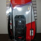 Verizon Black Fitted Case for Motorola L7C Phone New and Sealed #854