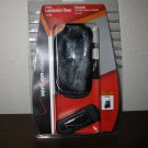 Verizon Black Lambskin Case for VX3400 Phone New and Sealed #853