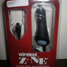 Wireless Zone Cigarette Charger For Motorola CLA Mini USB V3 Phone New #D30