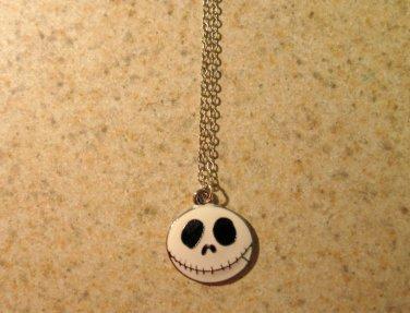 Jack Skellington Nightmare Before Christmas Child Necklace & Pendant New #771