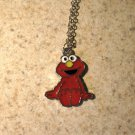 Elmo from Sesame Street Child Necklace & Pendant New #745