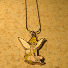 Disney Princess Tinkerbell Fairy Child Necklace New #679