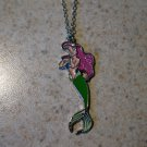 Disney Princess Ariel The Mermaid Child Necklace New #788