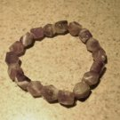 Natural Lilac Jasper Gemstone Bangle Bracelet HOT! #533