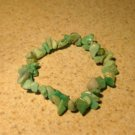 Green Amazonite Gemstone Bangle Bracelet HOT! #365