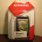 Clear Snap on Silicone Case For MOTO WX445 Phone New #D144