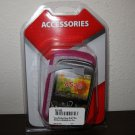 Pink Plastic Snap On Cover for Blackberry8520/8530 Phone New & Sealed #D73