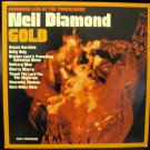 Vinyl LP Album Neil Diamond- Gold #10E