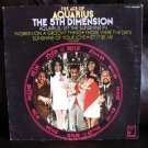 Vinyl LP Album Aquarius 5th Dimension #14B