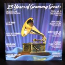 Vinyl LP Album 25 Years Of Grammy Greats #15D