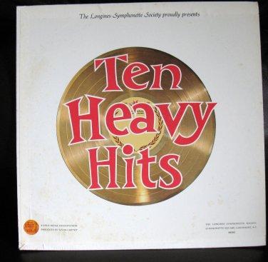 Vinyl LP Longines Symphonette Ten Heavy Hits #19B