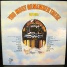 Vinyl LP Album You Must Remember These Original #13D