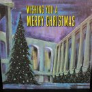 Vinyl LP Album Wishing You A Merry Christmas #24D