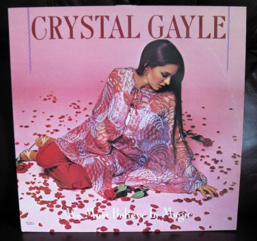 Vinyl LP Album Crystal Gayle We Must Believe #16B