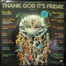 Vinyl LP Album Donna Summer Thank God Its Friday #9C