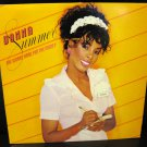 Vinyl LP Album Donna Summer She Works Hard For Money #9A