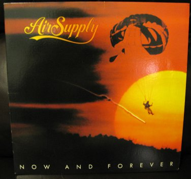 Vinyl LP Album Air Supply Now And Forever #8C