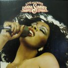 Vinyl LP Album Donna Summer Live And More #9E