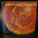 Vinyl LP Aretha Franklin Greatest Hits 60-65 #12D