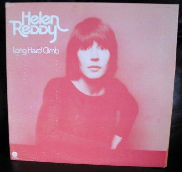 Vinyl LP Album Helen Reddy Long Hard Climb #22E