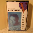 Luther Vandross Any Love (Cassette, Epic) #B18