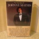 Best of Johnny Mathis Tape 2 (Cassette, Sony) #B34