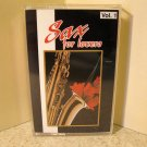 Sax For Lovers Vol 1 (Cassette, Madacy) #B36
