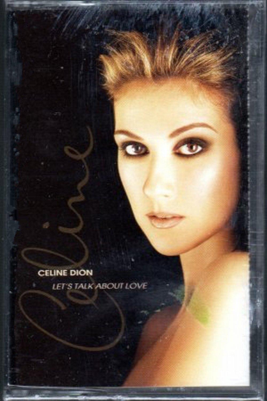 Celine Dion Let�s Talk About Love (Cassette) #B56