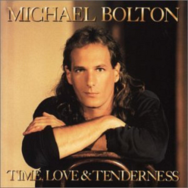 Michael Bolton Time, Love & Tenderness (Cassette) #B55