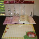 52 Blank Note Cards & Env, 12 Thank You Cards, 1 Ladybug Note Pad New! #T862
