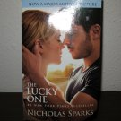 The Lucky One by Nicholas Sparks (2012, Paperback, Movie Tie-In) #T869