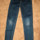 Adorable Child's Blue Jeans by Levi Strauss Size 8 Regular Nice! #X137