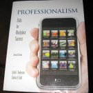 College Textbook: Professionalism Skills for Workplace Success 2nd edition #X146
