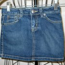 Precious Blue Jean Skirt by Place Child Size 6 Nice! #X35