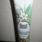 Nourish Organic Coconut & Argan Body Lotion 1oz/30ml New! #T946