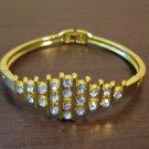 Gorgeous 20 Stacking Diamond Bangle Bracelet New #D512