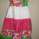 Adorable Pink & White Sundress by Jenny & Me Child Size 6 New! #X172